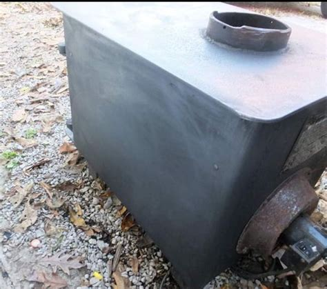 All Nighter wood stove with blower for Sale in Yosemite
