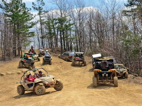 Ride Area Review - Rush Off-Road   ATV Illustrated