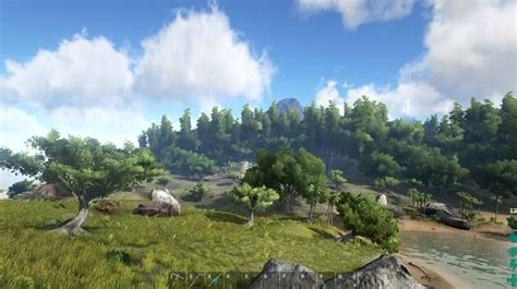 Ark: Survival Evolved Spawn Points Locations Map Guide