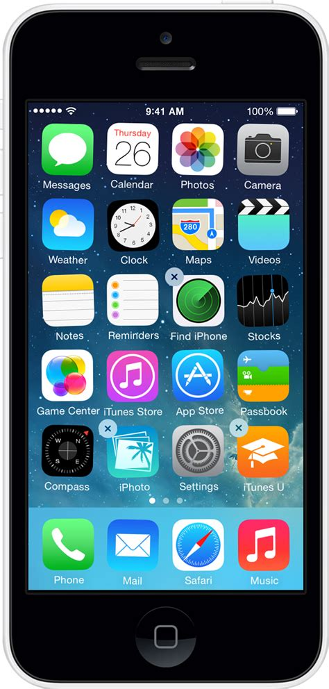Arrange apps on your iPhone - Apple Support