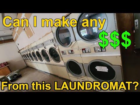 Affinity Laundry Group LLC: Laundromat for sale in