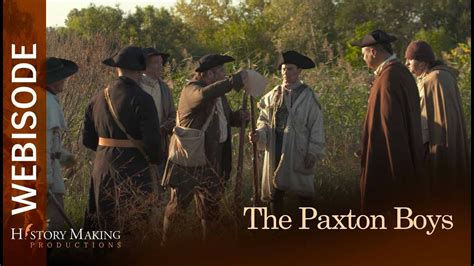 The Paxton Boys - YouTube