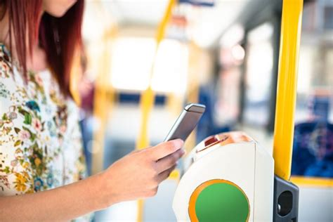 Wheels in motion for city wide smart ticketing - Milton