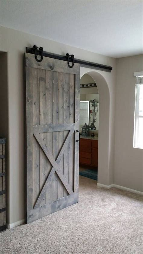 20 Stylish Barn Doors Ideas For Your Interiors - Shelterness