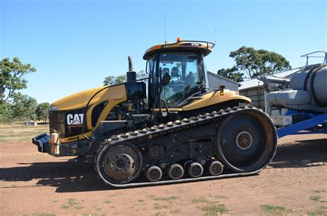 Cat 845 Track Tractor | Machinery & Equipment - Tractors For