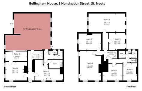 Hot Desking, Co-Working & Shared Office Space in St Neots