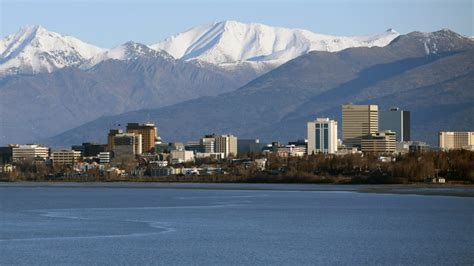 Anchorage weather: City sees record snowfall, warmth on