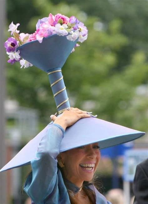 The Most Outrageous Ascot Hats   NJOY Millinery