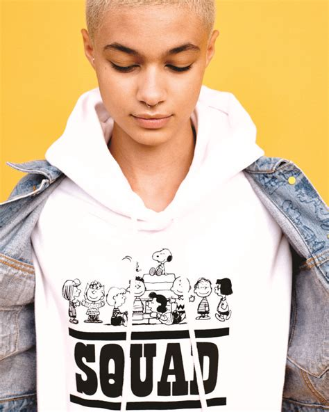 Wear the Peanuts Gang on Your Levi's With This Collab