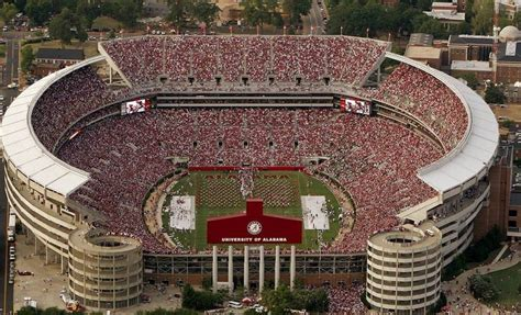 Stadium Tour: The Sights And Sounds Of Bryant-Denny