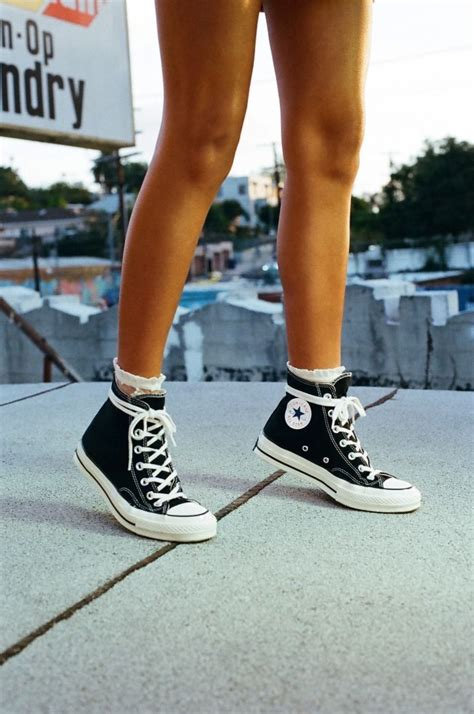 Converse Launches The Throwback: Chuck '70 Lookbook in