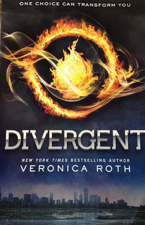 Get Hooked on Books: Divergent by Veronica Roth
