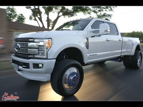 2017 F350 Dually on American Force wheels and a 6 inch FTS