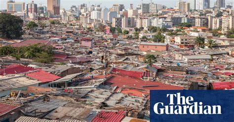 Divided Luanda: life inside a city fuelled by inequality