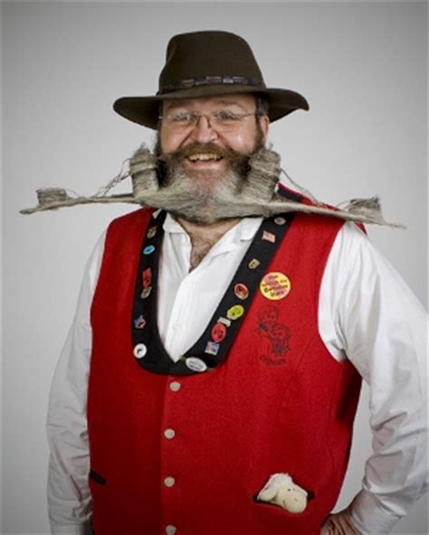 Fun Facial Hair: 10 Most Weird And Wacky Moustaches And