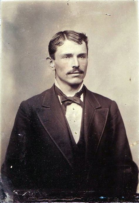 Portrait of man, circa 1870s | Scanned tintype | Bob Young