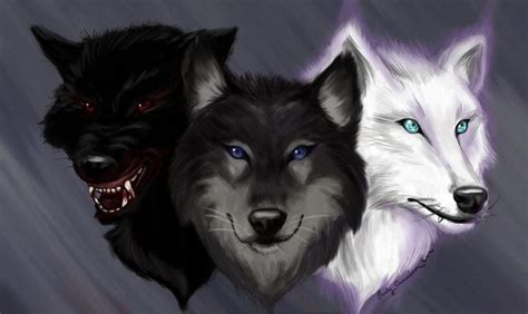 What kind of wolf are you? (3) - Personality Quiz