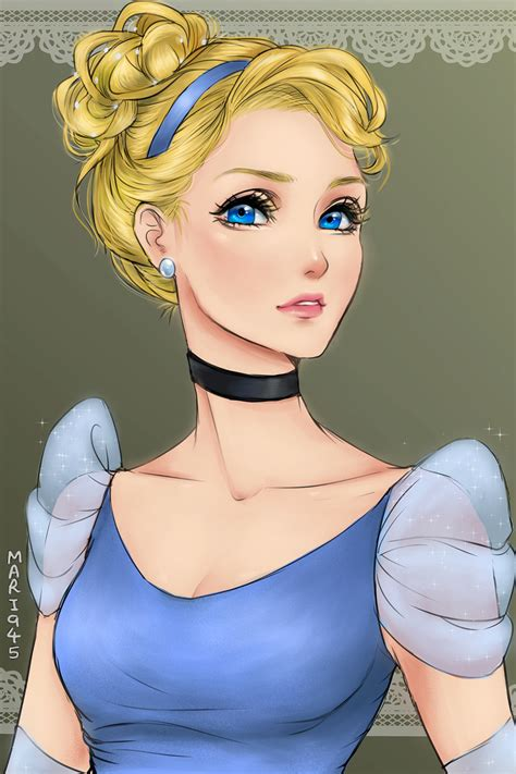 Here's What Disney Princesses Would Look Like If They Were