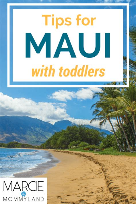 Things to do in Maui with Toddlers + Lessons for Solo