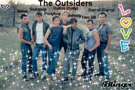 The Outsiders Picture #112468274   Blingee