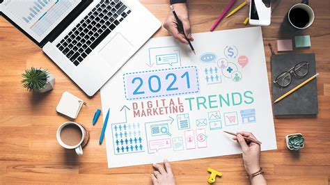 2021 Digital Marketing Trends That Will Impact Your Small