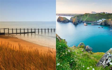Cornwall or Devon: which is better for family holidays?