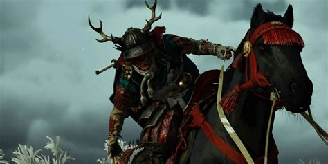 Ghost Of Tsushima: Legends DLC Enemies And Bosses Revealed