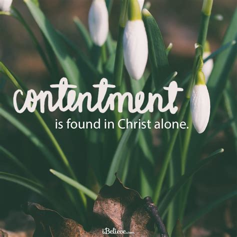A Prayer for Contentment - Your Daily Prayer - January 10