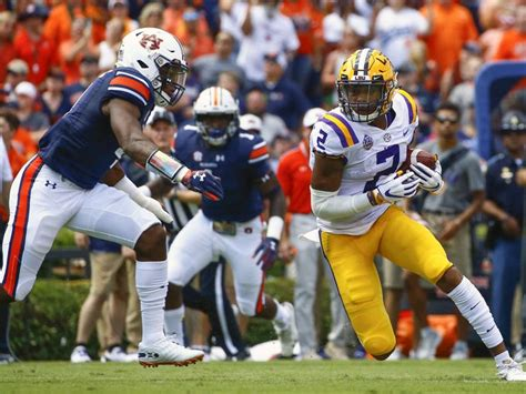 Justin Jefferson: 3 facts on the LSU football wide receiver