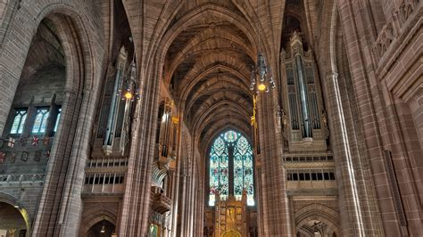 Liverpool Cathedral Pilgrimage in a Day - The British