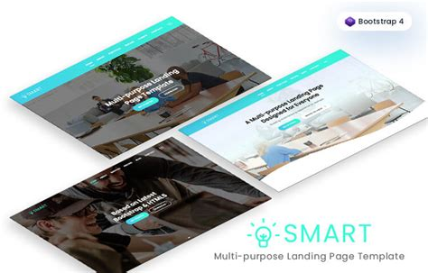 Business & Corporate Bootstrap HTML Templates   Page 4 of