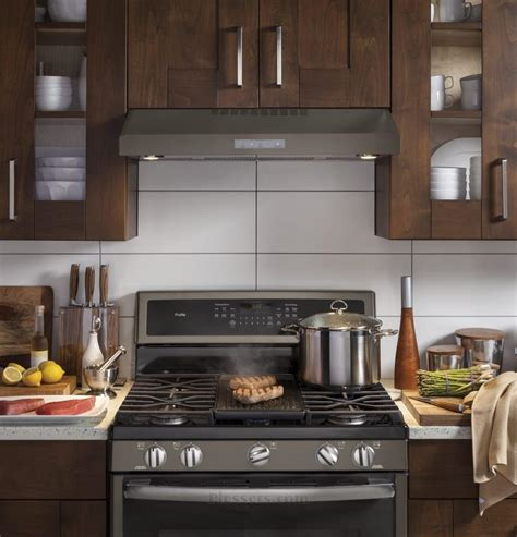 PVX7300   General Electric pvx7300   Under Cabinet Mount Hoods