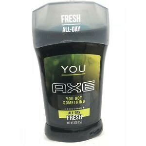 Axe Deodorant Stick for Men You Htf Scent 3 Ounce Brand