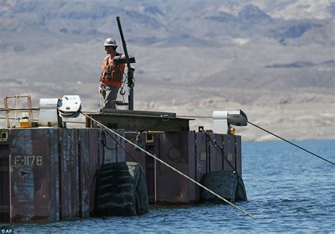 Lake Mead's 'Third Straw' uncapped in last effort to keep