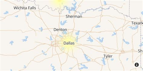 Att Internet Outage Map Today