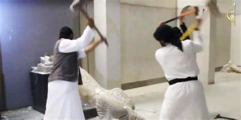 Islamic State cannot destroy the real idols of our time
