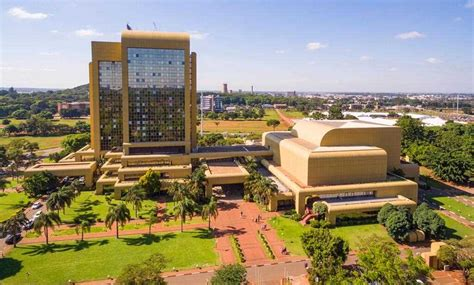 City Of Harare   Rainbow Towers Hotel And Conference Centre
