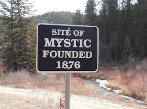 MYSTIC GHOST TOWN