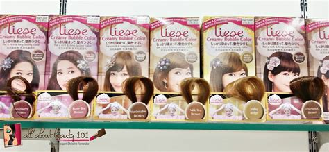 Liese Creamy Bubble Color: Milk Tea Brown   All About