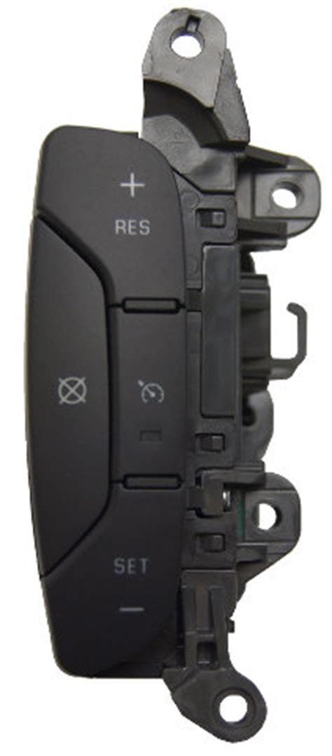 2007-2010 Saturn Outlook Cruise Control Switch New LH GM