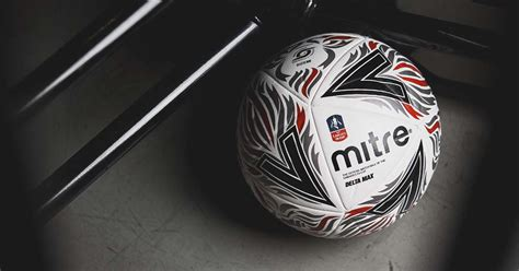 Mitre Launch 18/19 FA Cup Ball - SoccerBible