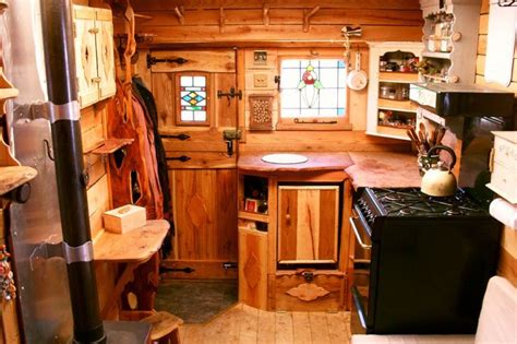 Rustic Campers - Cosy Living Spaces In The Back Of A Van