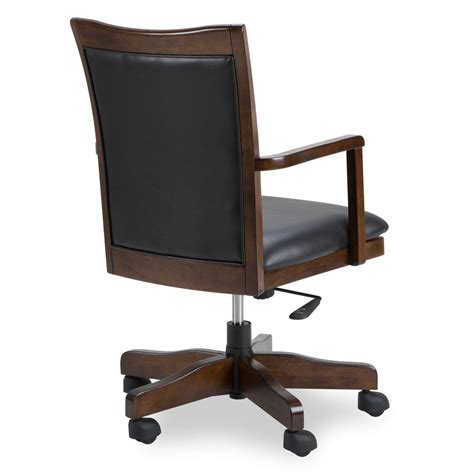 Miles Adjustable Swivel Desk Chair | Office Chairs | WG&R