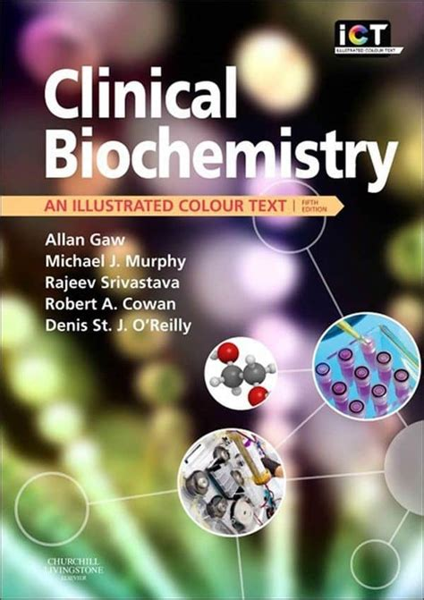 Clinical Biochemistry An Illustrated Colour Text 5th