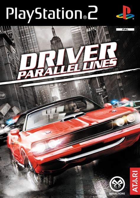 Driver Parallel Lines Sony Playstation 2 Game