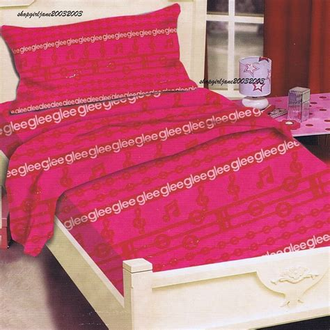 Glee Single/Twin Bed Fitted Sheet Set   eBay